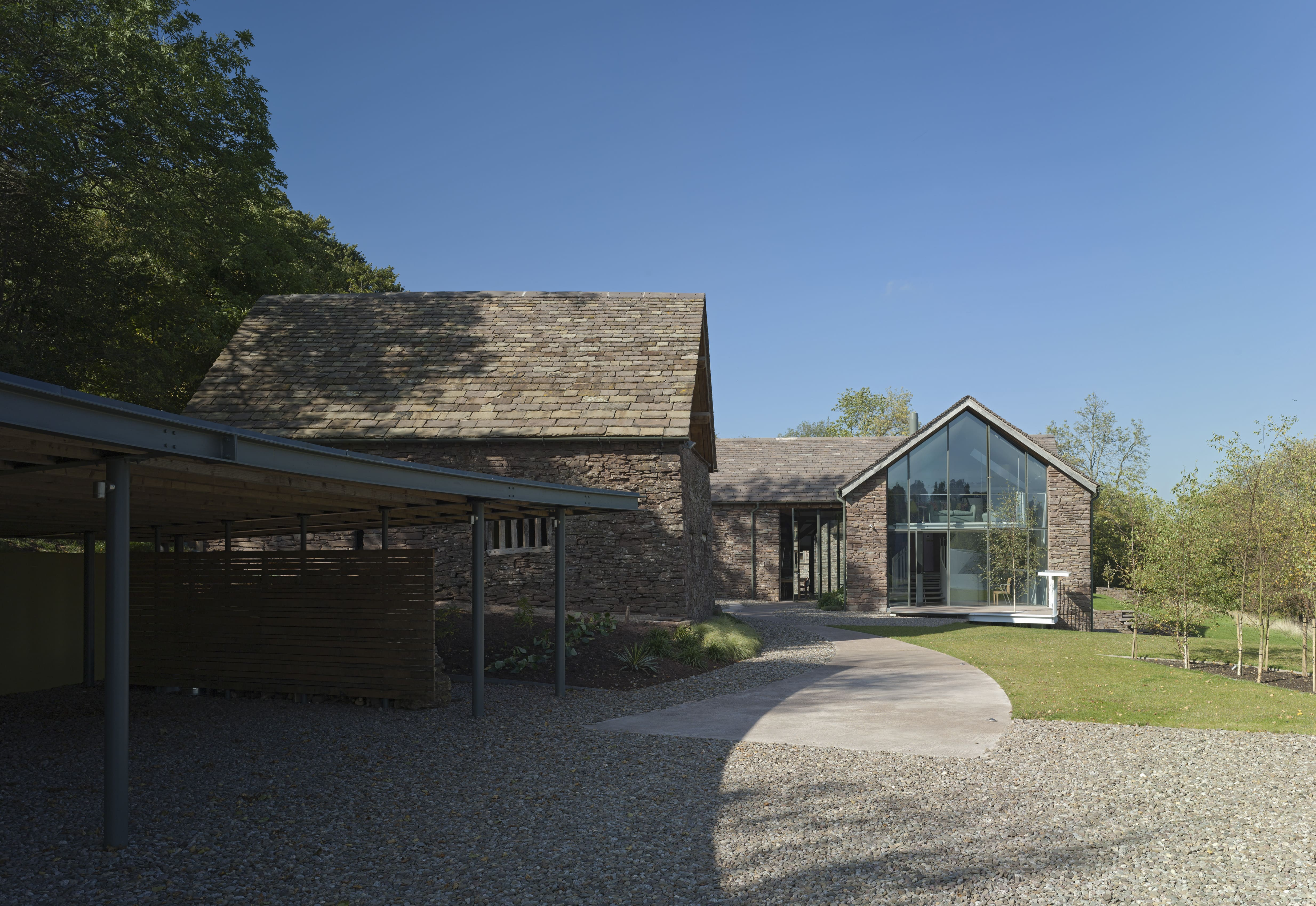 Barn Conversions Landscape Building And You Communion
