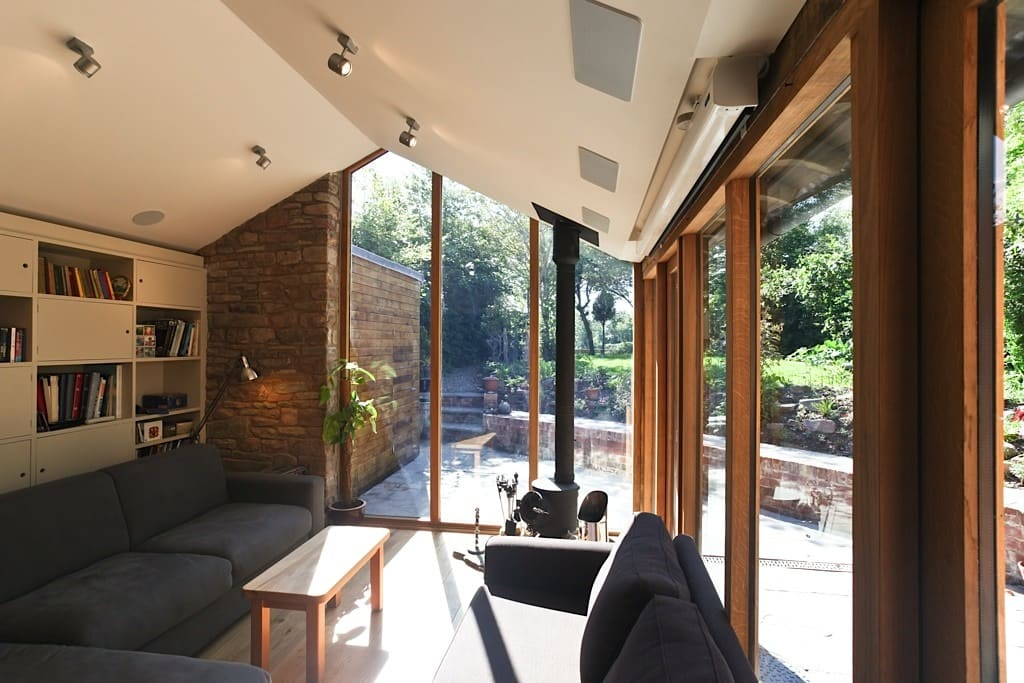 A Home Extension For Timber Framed Family In Herefordshire Communion Architects