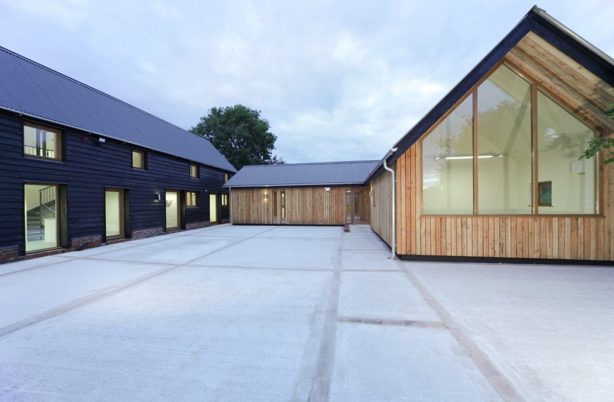 Business Premises in Rural Herefordshire