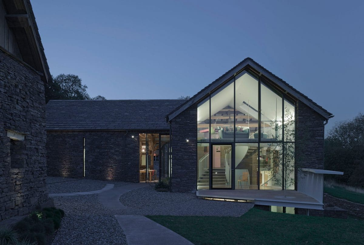 Award winning architects in herefordshire communion for Award winning architects