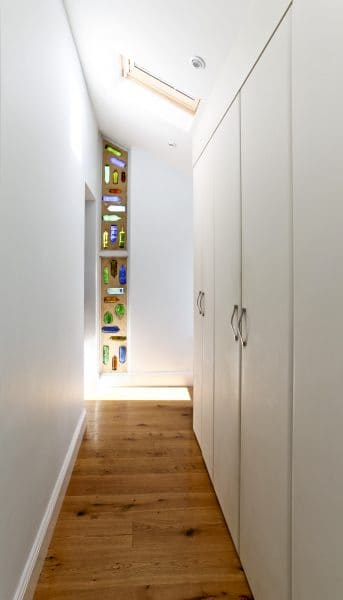 The Solution Was To Create A Small, Single Storey L Shaped Extension Along  Two Sides Of The House And To Reconfigure The Existing Internal Space.