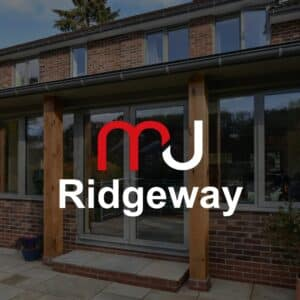 Podcast cover for the Communion Architects Podcast, episode 2, Ridgeway, Communion Architects Herefordshire
