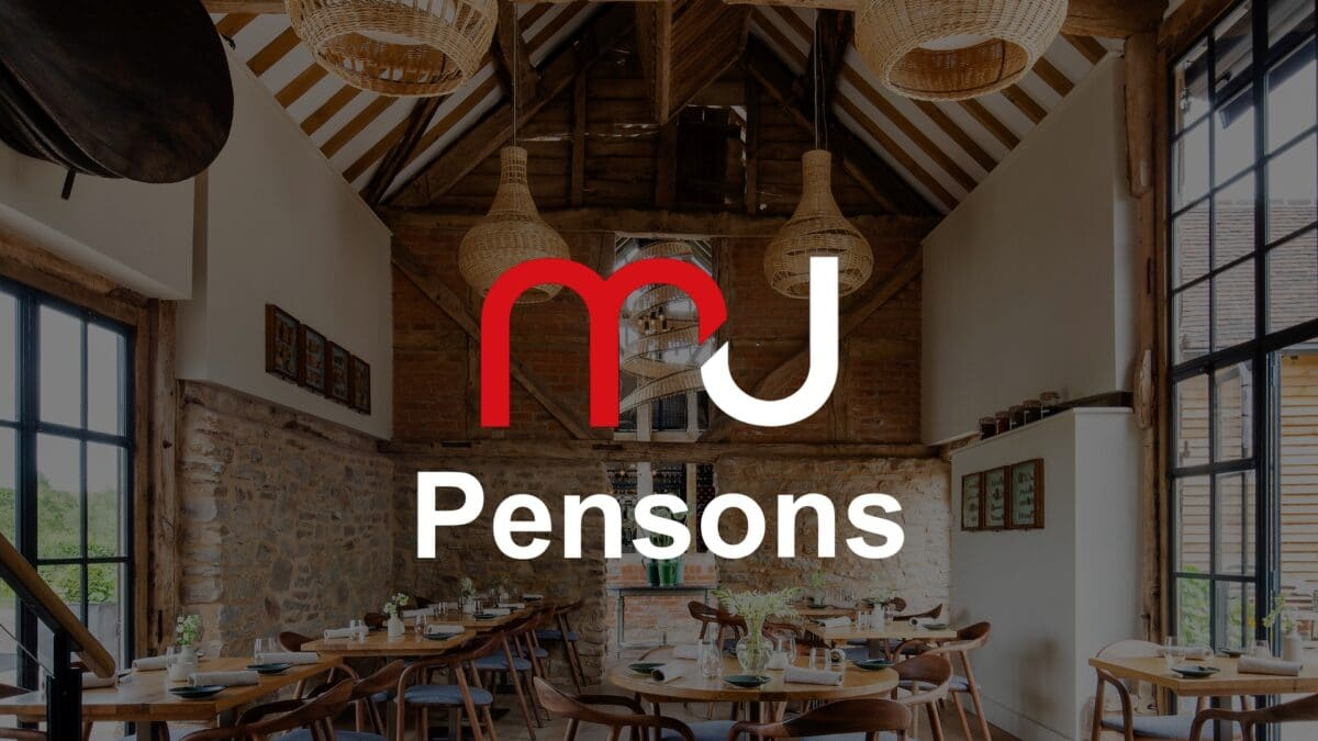 Podcast Banner for the communion architects podcast episode 5: pensons at the Netherwood estate