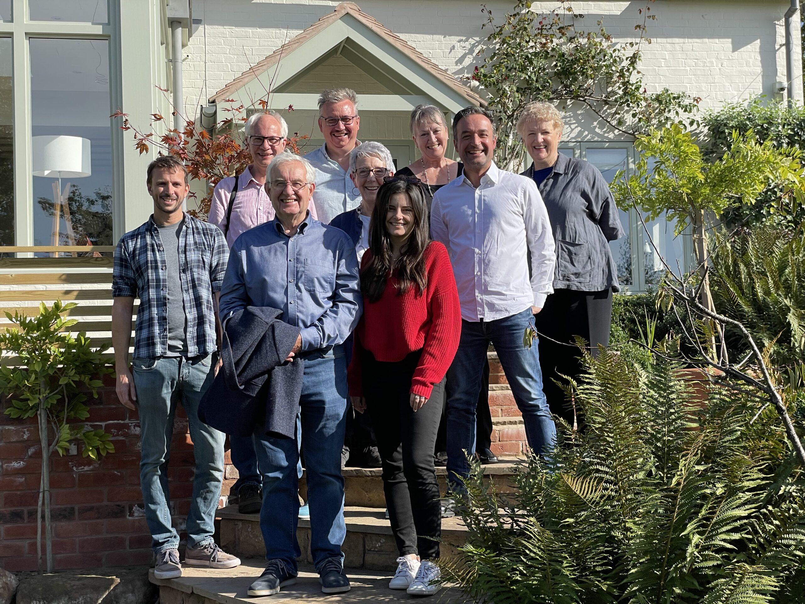 Photo of communion architects team